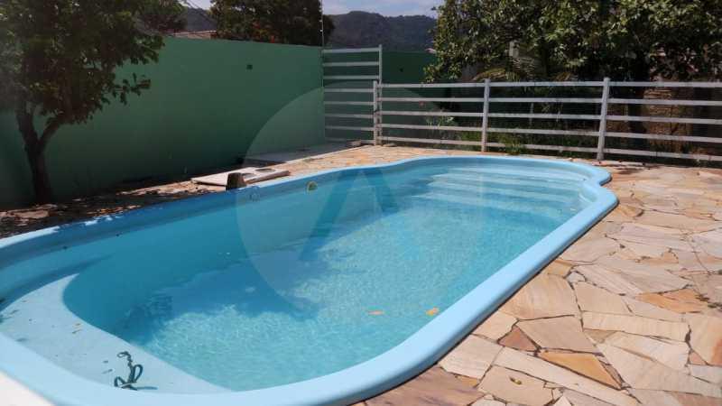 2 Casa Padrão Piratininga. - Imobiliária Agatê Imóveis vende Casa Triplex de 316 m² Piratininga - Niterói por 1.150 mil reais. - HTCA40105 - 3