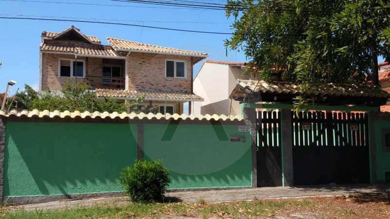 3 Casa Padrão Piratininga. - Imobiliária Agatê Imóveis vende Casa Triplex de 316 m² Piratininga - Niterói por 1.150 mil reais. - HTCA40105 - 4