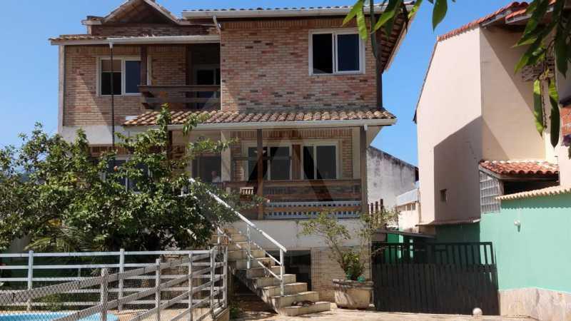 4 Casa Padrão Piratininga. - Imobiliária Agatê Imóveis vende Casa Triplex de 316 m² Piratininga - Niterói por 1.150 mil reais. - HTCA40105 - 5