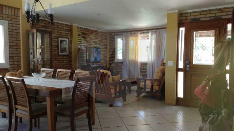 6 Casa Padrão Piratininga. - Imobiliária Agatê Imóveis vende Casa Triplex de 316 m² Piratininga - Niterói por 1.150 mil reais. - HTCA40105 - 7