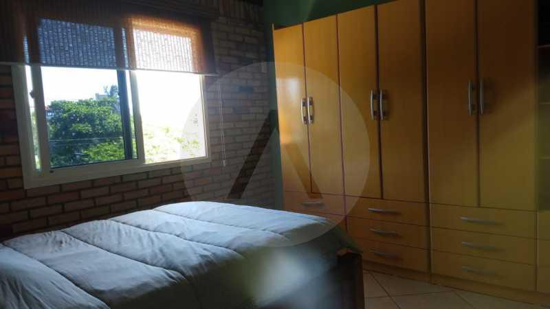 20 Casa Padrão Piratininga. - Imobiliária Agatê Imóveis vende Casa Triplex de 316 m² Piratininga - Niterói por 1.150 mil reais. - HTCA40105 - 21