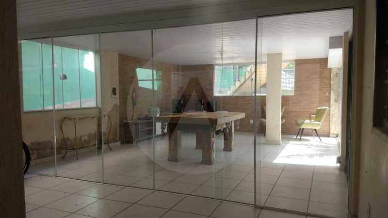 25 Casa Padrão Piratininga. - Imobiliária Agatê Imóveis vende Casa Triplex de 316 m² Piratininga - Niterói por 1.150 mil reais. - HTCA40105 - 26