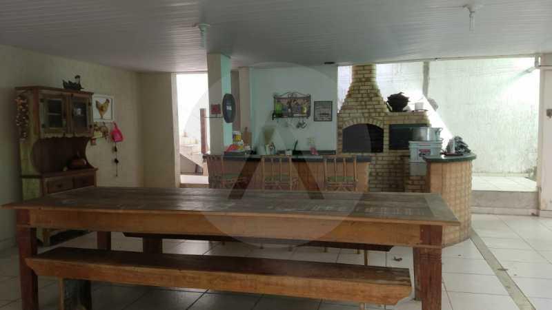 27 Casa Padrão Piratininga. - Imobiliária Agatê Imóveis vende Casa Triplex de 316 m² Piratininga - Niterói por 1.150 mil reais. - HTCA40105 - 28