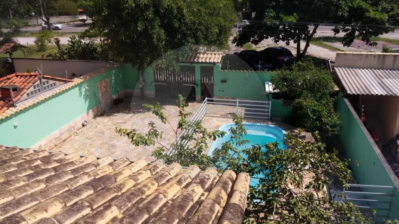 29 Casa Padrão Piratininga. - Imobiliária Agatê Imóveis vende Casa Triplex de 316 m² Piratininga - Niterói por 1.150 mil reais. - HTCA40105 - 30