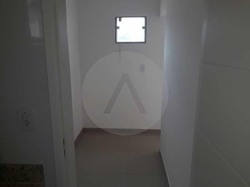 WhatsApp Image 2021-06-30 at 1 - Imobiliária Agatê Imóveis vende Casa Duplex em Itaipu - Niterói. - HTCA30220 - 22
