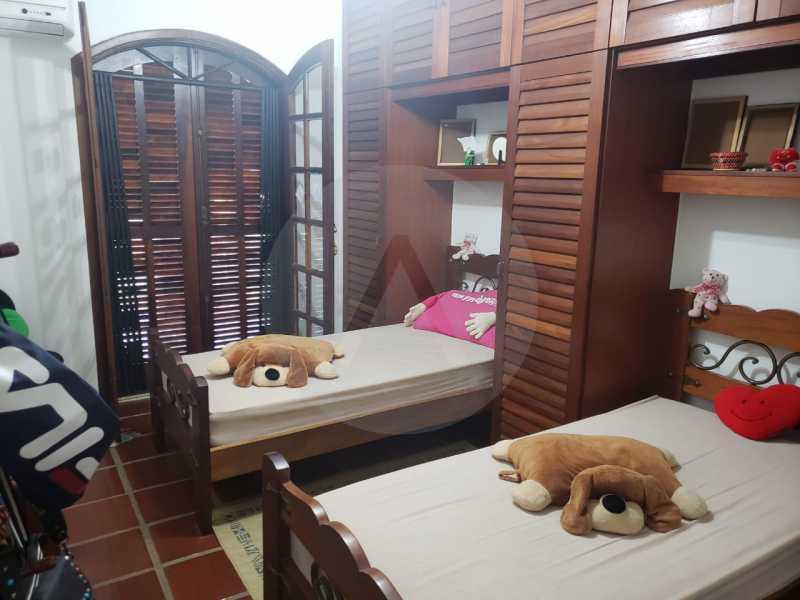 casa itaipu eng do mato 2 - Imobiliária Agatê Imóveis vende Casa Duplex de 250 m² Itaipu - Niterói por 700 mil reais. - HTCA30223 - 9