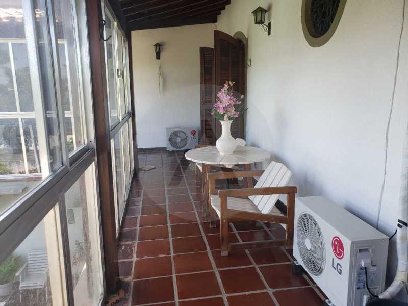 casa itaipu eng do mato 3 - Imobiliária Agatê Imóveis vende Casa Duplex de 250 m² Itaipu - Niterói por 700 mil reais. - HTCA30223 - 10