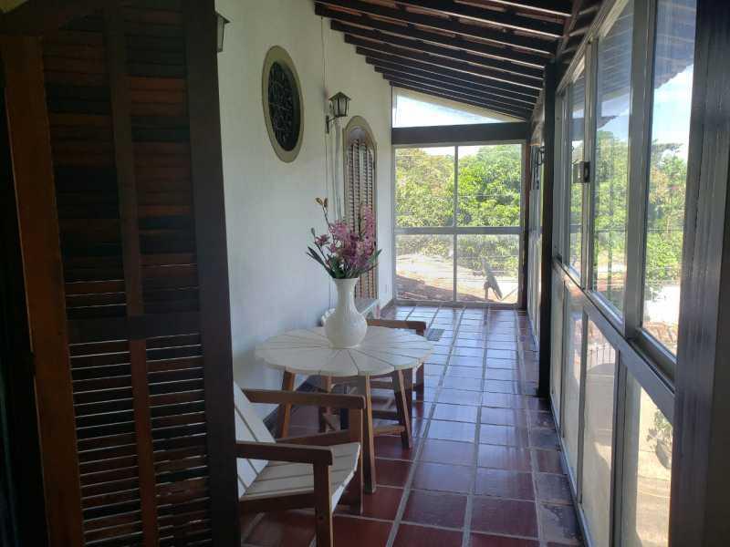 casa itaipu eng do mato 8 - Imobiliária Agatê Imóveis vende Casa Duplex de 250 m² Itaipu - Niterói por 700 mil reais. - HTCA30223 - 14