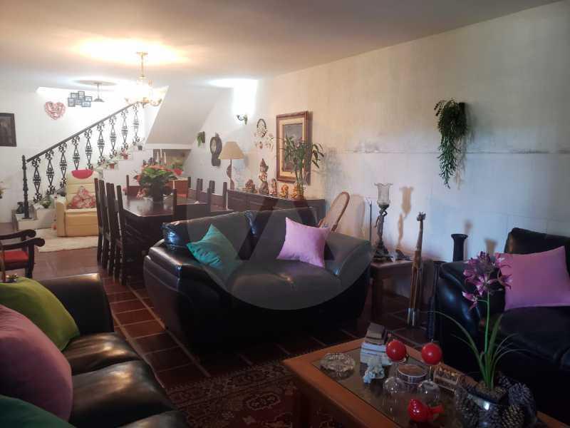 casa itaipu eng do mato 10 - Imobiliária Agatê Imóveis vende Casa Duplex de 250 m² Itaipu - Niterói por 700 mil reais. - HTCA30223 - 16