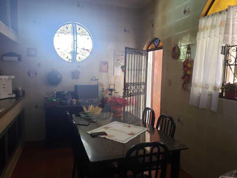 casa itaipu eng do mato 11 - Imobiliária Agatê Imóveis vende Casa Duplex de 250 m² Itaipu - Niterói por 700 mil reais. - HTCA30223 - 18