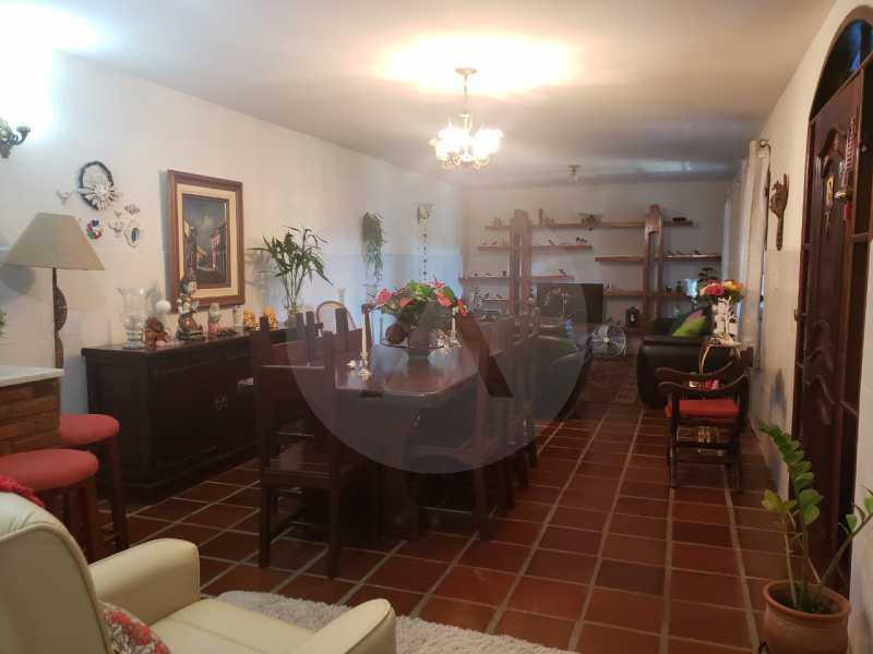 casa itaipu eng do mato 13 - Imobiliária Agatê Imóveis vende Casa Duplex de 250 m² Itaipu - Niterói por 700 mil reais. - HTCA30223 - 20