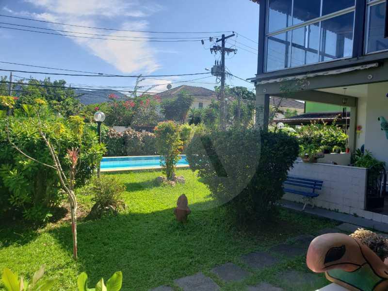 casa itaipu eng do mato 16 - Imobiliária Agatê Imóveis vende Casa Duplex de 250 m² Itaipu - Niterói por 700 mil reais. - HTCA30223 - 5