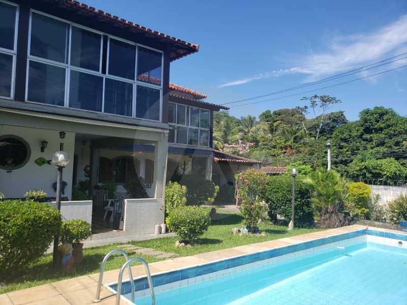 casa itaipu eng do mato 17 - Imobiliária Agatê Imóveis vende Casa Duplex de 250 m² Itaipu - Niterói por 700 mil reais. - HTCA30223 - 3