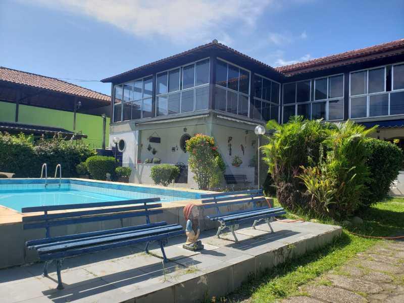 casa itaipu eng do mato 18 - Imobiliária Agatê Imóveis vende Casa Duplex de 250 m² Itaipu - Niterói por 700 mil reais. - HTCA30223 - 21