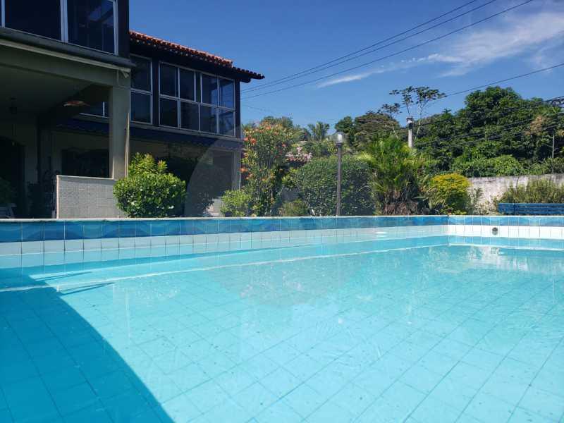 casa itaipu eng do mato 19 - Imobiliária Agatê Imóveis vende Casa Duplex de 250 m² Itaipu - Niterói por 700 mil reais. - HTCA30223 - 1