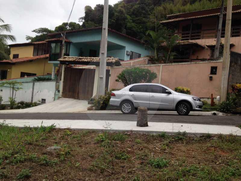 4 Terreno Cafubá. - Imobiliária Agatê Imóveis vende Terreno de 229,50m² Piratininga - Niterói por 170 mil reais. - HTUF00015 - 5