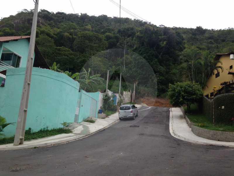 5 Terreno Cafubá. - Imobiliária Agatê Imóveis vende Terreno de 229,50m² Piratininga - Niterói por 170 mil reais. - HTUF00015 - 6