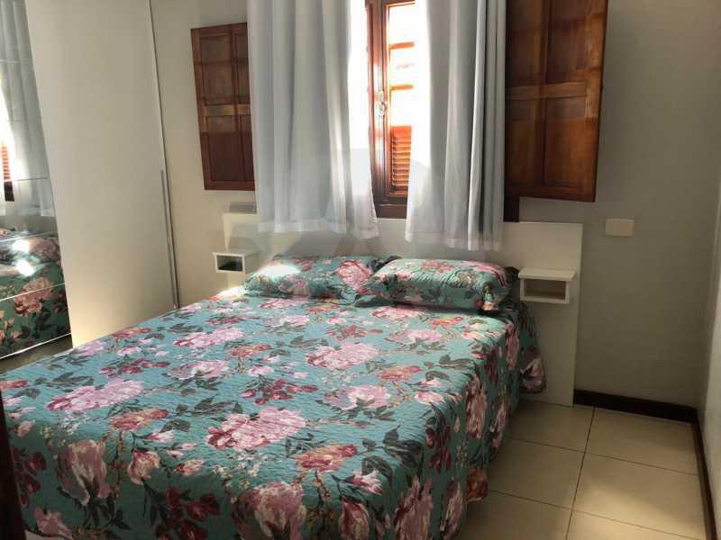 6 Casa Padrão Itaipu. - Imobiliária Agatê Imóveis vende Casa Linear de 100 m² Itaipu - Niterói por 470 mil reais. - HTCA20035 - 7