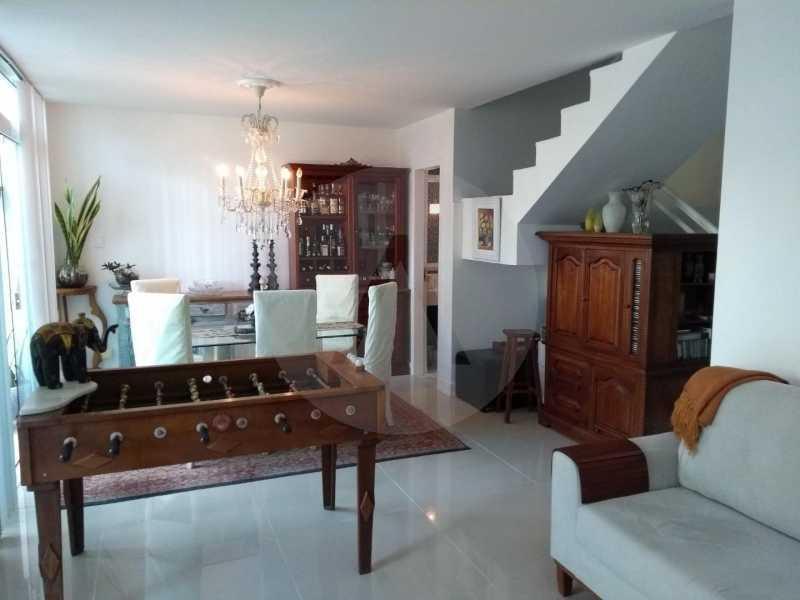 8 Casa Padrão Camboinhas. - Imobiliária Agatê Imóveis vende Casa Padrão - Camboinhas - Niterói. - HTCA40112 - 9