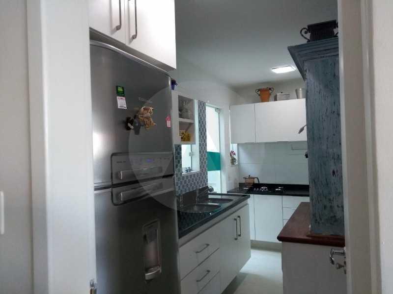 10 Casa Padrão Camboinhas. - Imobiliária Agatê Imóveis vende Casa Padrão - Camboinhas - Niterói. - HTCA40112 - 11