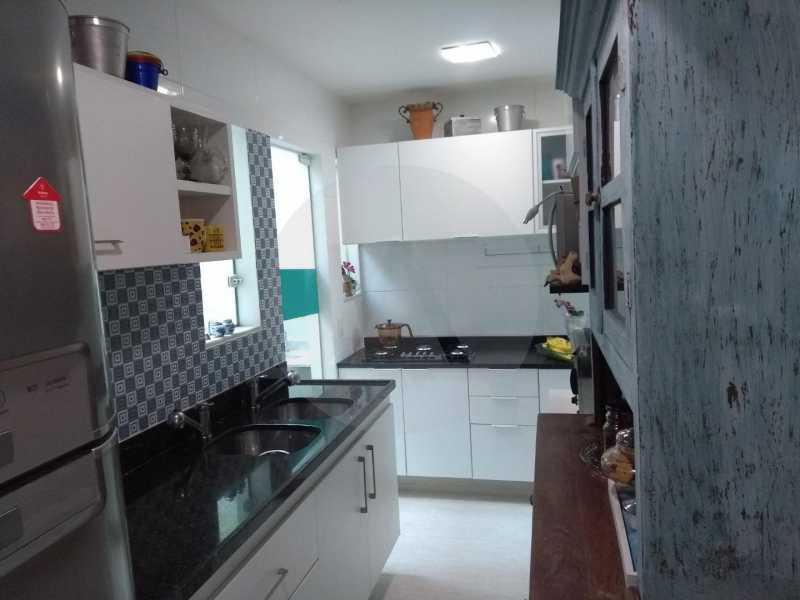 11 Casa Padrão Camboinhas. - Imobiliária Agatê Imóveis vende Casa Padrão - Camboinhas - Niterói. - HTCA40112 - 12