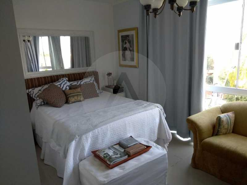 16 Casa Padrão Camboinhas. - Imobiliária Agatê Imóveis vende Casa Padrão - Camboinhas - Niterói. - HTCA40112 - 17