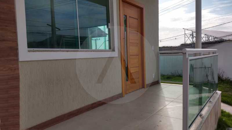 3 Casa Padrão Itaipu. - Imobiliária Agatê Imóveis vende Casa Duplex - Itaipu - Niterói. - HTCA30230 - 4
