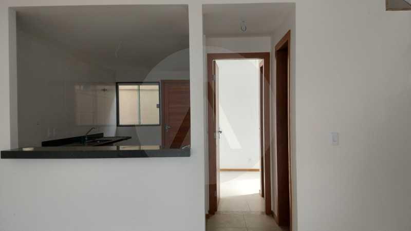 6 Casa Padrão Itaipu. - Imobiliária Agatê Imóveis vende Casa Duplex - Itaipu - Niterói. - HTCA30230 - 7