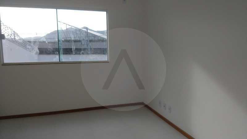 9 Casa Padrão Itaipu. - Imobiliária Agatê Imóveis vende Casa Duplex - Itaipu - Niterói. - HTCA30230 - 10