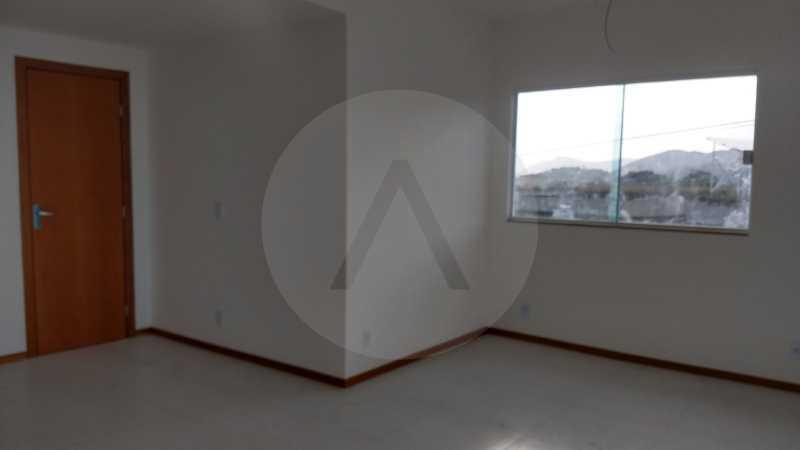 14 Casa Padrão Itaipu. - Imobiliária Agatê Imóveis vende Casa Duplex - Itaipu - Niterói. - HTCA30230 - 15