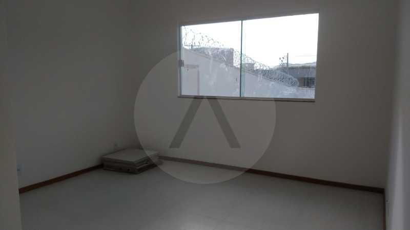 21 Casa Padrão Itaipu. - Imobiliária Agatê Imóveis vende Casa Duplex - Itaipu - Niterói. - HTCA30230 - 22