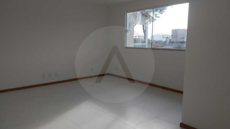 23 Casa Padrão Itaipu. - Imobiliária Agatê Imóveis vende Casa Duplex - Itaipu - Niterói. - HTCA30230 - 24