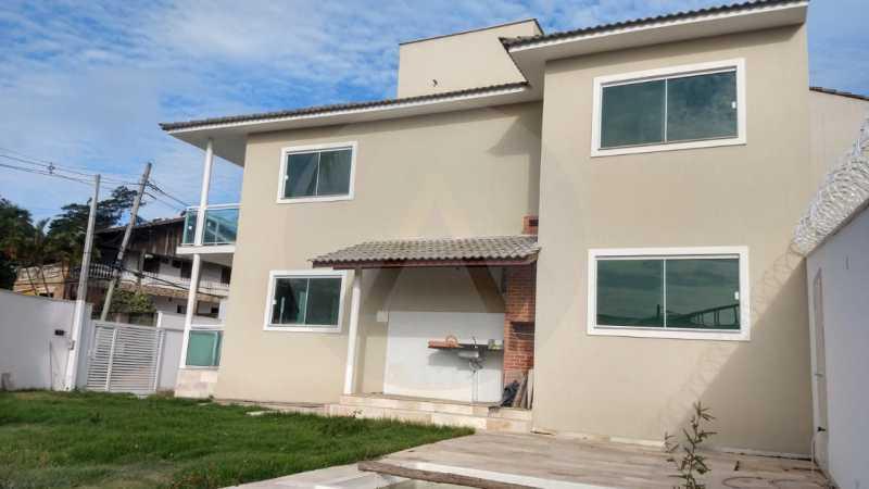 25 Casa Padrão Itaipu. - Imobiliária Agatê Imóveis vende Casa Duplex - Itaipu - Niterói. - HTCA30230 - 26