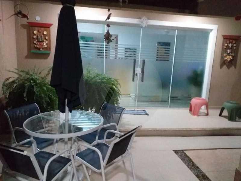 casa boa vista 02 - Casa em Condomínio 4 quartos à venda Itaipu, Niterói - R$ 850.000 - HTCN40075 - 3