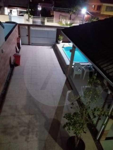 casa boa vista 04 - Casa em Condomínio 4 quartos à venda Itaipu, Niterói - R$ 850.000 - HTCN40075 - 4