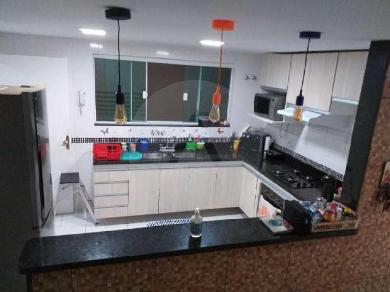 casa boa vista 05 - Casa em Condomínio 4 quartos à venda Itaipu, Niterói - R$ 850.000 - HTCN40075 - 5