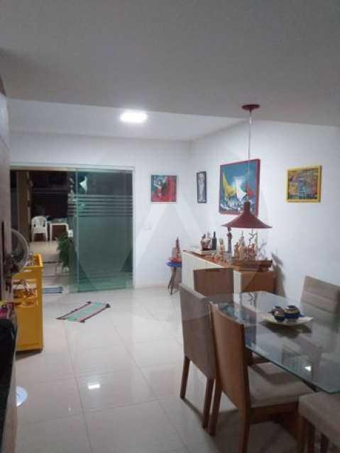 casa boa vista 06 - Casa em Condomínio 4 quartos à venda Itaipu, Niterói - R$ 850.000 - HTCN40075 - 6