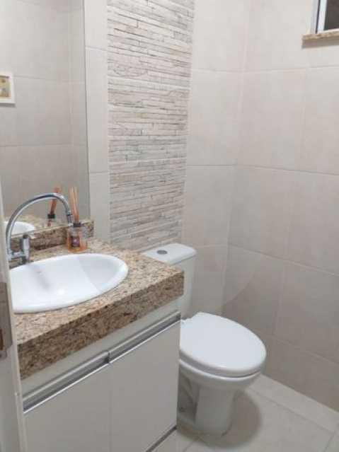 casa boa vista 07 - Casa em Condomínio 4 quartos à venda Itaipu, Niterói - R$ 850.000 - HTCN40075 - 7
