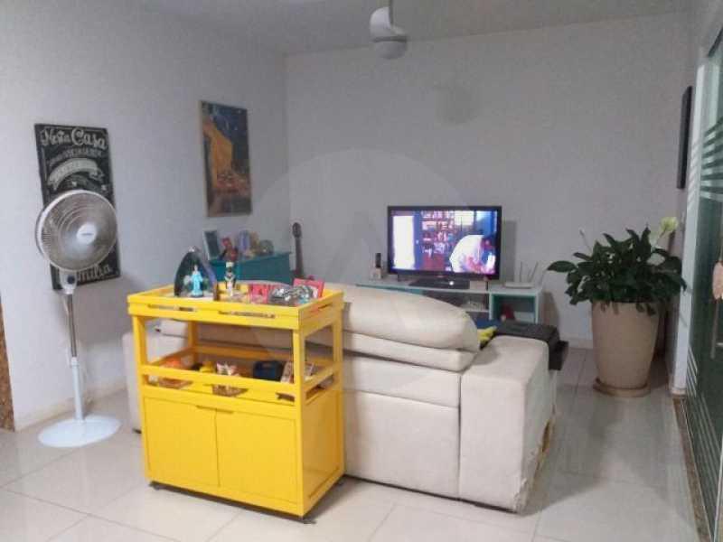 casa boa vista 08 - Casa em Condomínio 4 quartos à venda Itaipu, Niterói - R$ 850.000 - HTCN40075 - 8