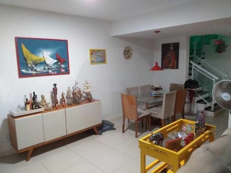casa boa vista 09 - Casa em Condomínio 4 quartos à venda Itaipu, Niterói - R$ 850.000 - HTCN40075 - 9