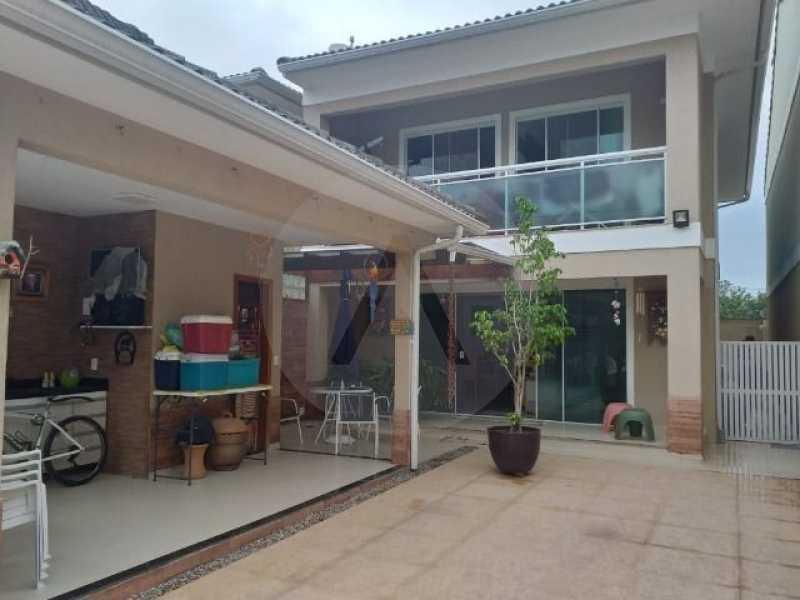 casa boa vista 013 - Casa em Condomínio 4 quartos à venda Itaipu, Niterói - R$ 850.000 - HTCN40075 - 13