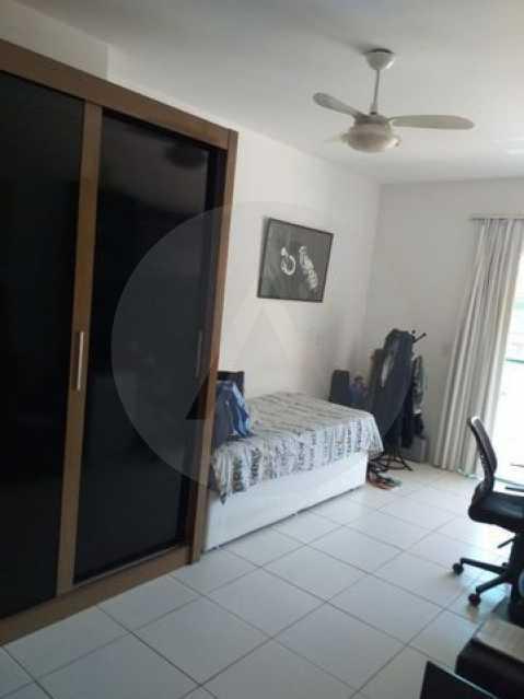 casa boa vista 015 - Casa em Condomínio 4 quartos à venda Itaipu, Niterói - R$ 850.000 - HTCN40075 - 15