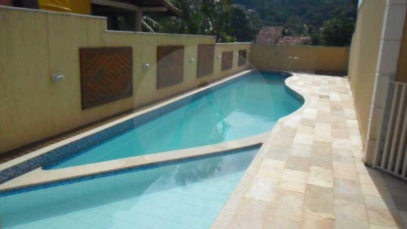 Casa Condomínio Itaipu Niterói - Imobiliária Agatê Imóveis vende Casa Duplex em Condomínio de 150 m² Itaipu - Niterói por 320 mil reais. - HTCN30012 - 4