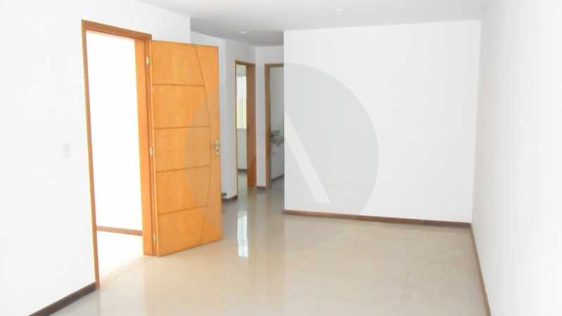 Casa Condomínio Itaipu Niterói - Imobiliária Agatê Imóveis vende Casa Duplex em Condomínio de 150 m² Itaipu - Niterói por 320 mil reais. - HTCN30012 - 10