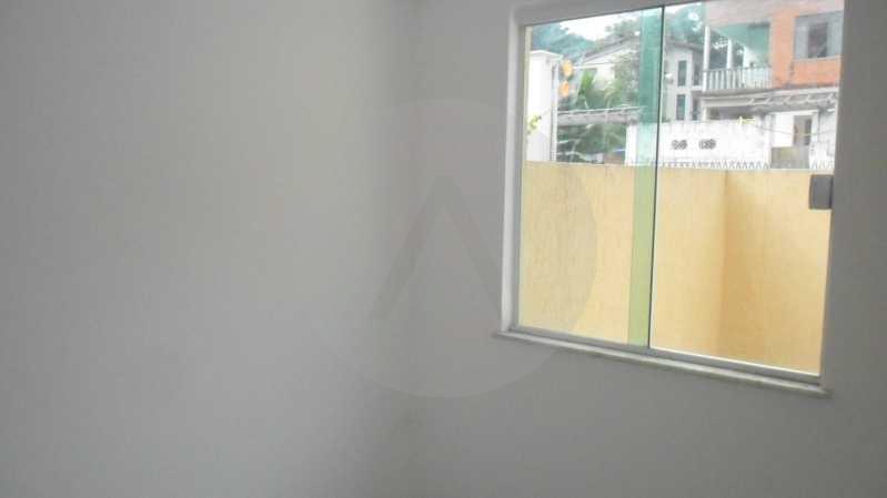 Casa Condomínio Itaipu Niterói - Imobiliária Agatê Imóveis vende Casa Duplex em Condomínio de 150 m² Itaipu - Niterói por 320 mil reais. - HTCN30012 - 13