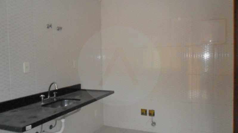 Casa de Condomínio em Itaipu  - Imobiliária Agatê Imóveis vende Casa Duplex em Condomínio de 150 m² Itaipu - Niterói por 320 mil reais. - HTCN30012 - 15