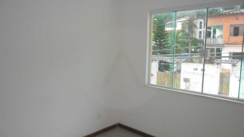 Casa de Condomínio em Itaipu  - Imobiliária Agatê Imóveis vende Casa Duplex em Condomínio de 150 m² Itaipu - Niterói por 320 mil reais. - HTCN30012 - 17