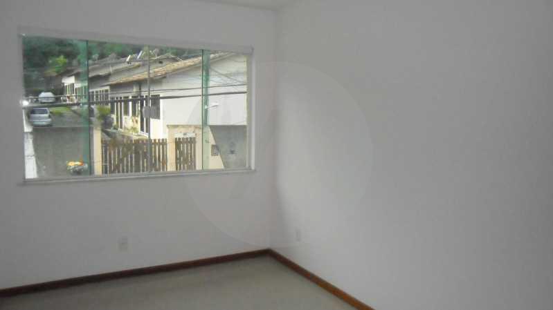 Casa de Condomínio em Itaipu  - Imobiliária Agatê Imóveis vende Casa Duplex em Condomínio de 150 m² Itaipu - Niterói por 320 mil reais. - HTCN30012 - 18