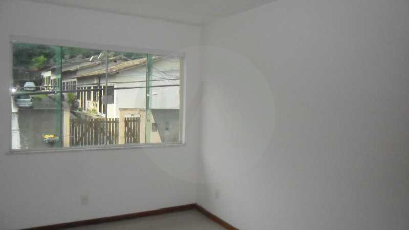 Casa de Condomínio em Itaipu  - Imobiliária Agatê Imóveis vende Casa Duplex em Condomínio de 150 m² Itaipu - Niterói por 320 mil reais. - HTCN30012 - 19