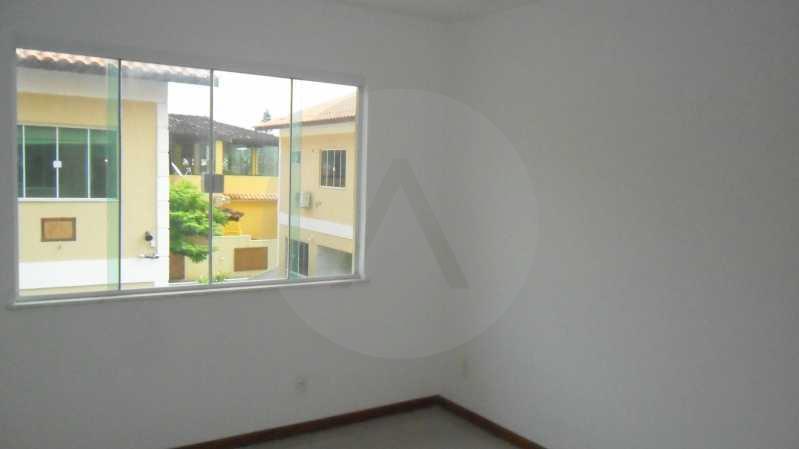 Casa de Condomínio em Itaipu  - Imobiliária Agatê Imóveis vende Casa Duplex em Condomínio de 150 m² Itaipu - Niterói por 320 mil reais. - HTCN30012 - 21